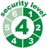 endlich sicher security level