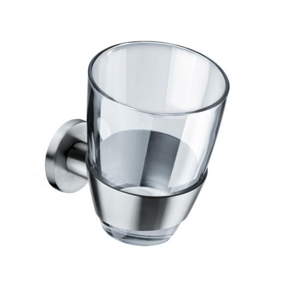 METRIC FSB Becherhalter mit Glas