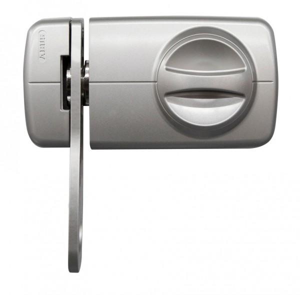 Tür-Zusatzschloss ABUS 7030 (Metall) mit Sperrbügel und ohne Zylinder