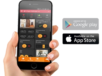 lupusec android app