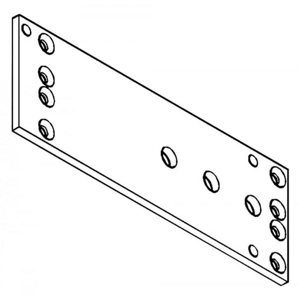 Montageplatte Türschließer für GEZE TS 2000 V