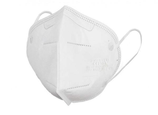 FFP2 Atemschutzmaske (CE-zertifiziert) - 20 Stück