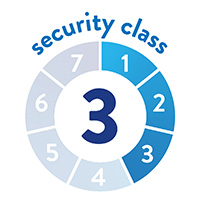 endlich-sicher security class 3 von 7