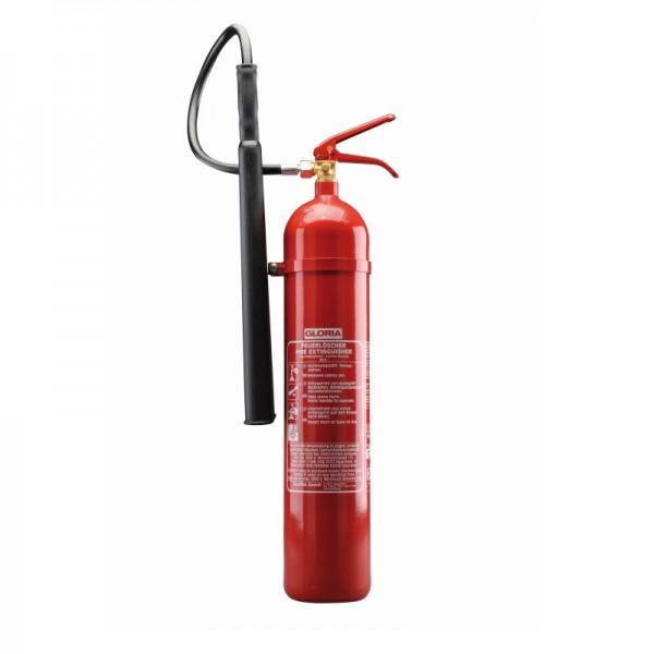 Feuerlöscher Gloria KS5SE mit Wandhalterung