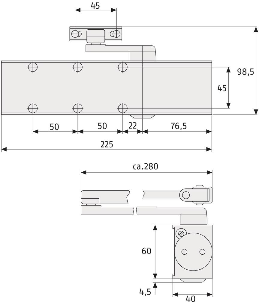 ABUS_8103_technische_Zeichnung