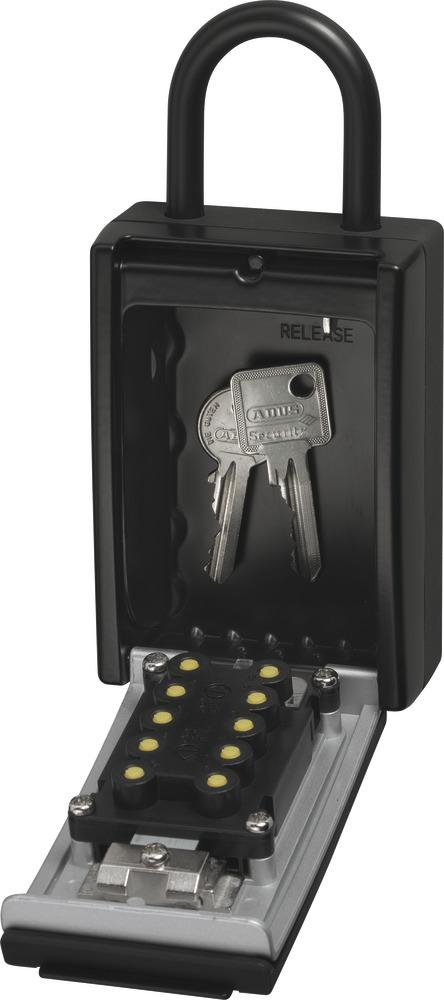 Schlüsselbox ABUS KeyGarage 777 offen