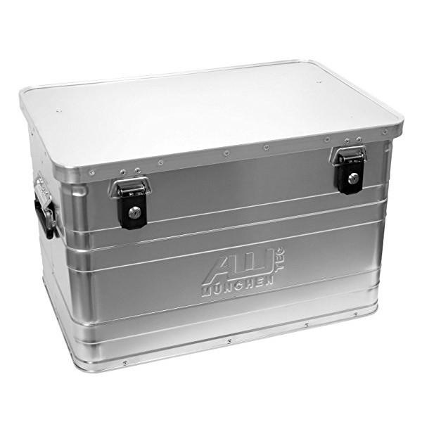 Alutec Aluminiumbox Serie B - abschließbar