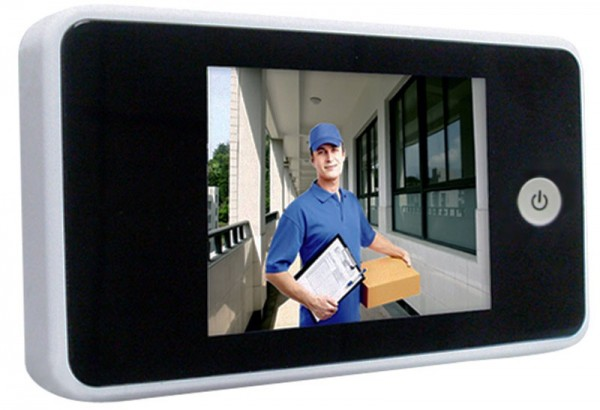 Türspion-Kamera 2,8 Zoll Bildschirm (7,1 cm)