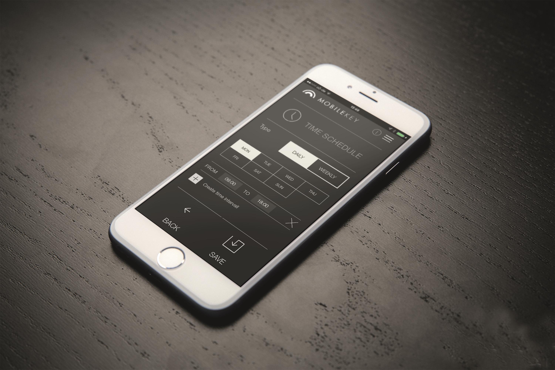 simonsvoss mobilekey smart home klinkenwelt. Black Bedroom Furniture Sets. Home Design Ideas