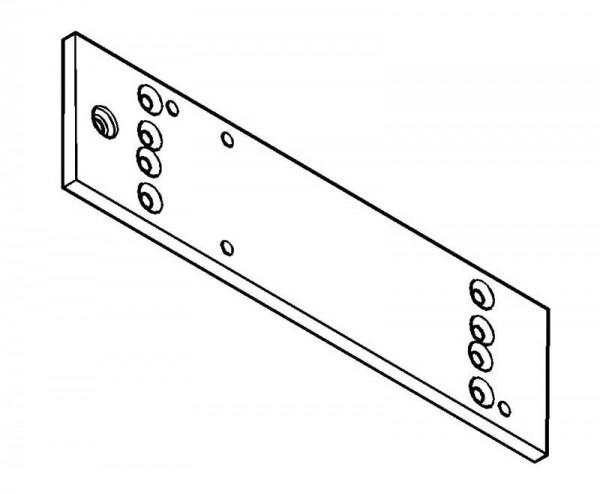 Montageplatte für GEZE TS 3000