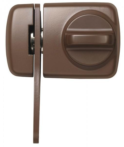 Tür-Zusatzschloss ABUS 7530 (Metall) mit Sperrbügel