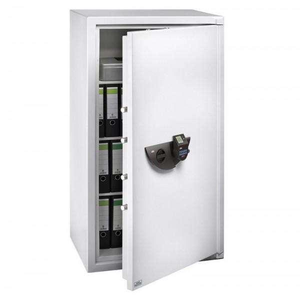 BURG-WÄCHTER Wertschutzschrank Office-Line OL 826 E FP mit PIN-Code & Fingerscan