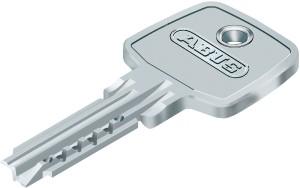 Schlüssel laut Muster zu ABUS D6X