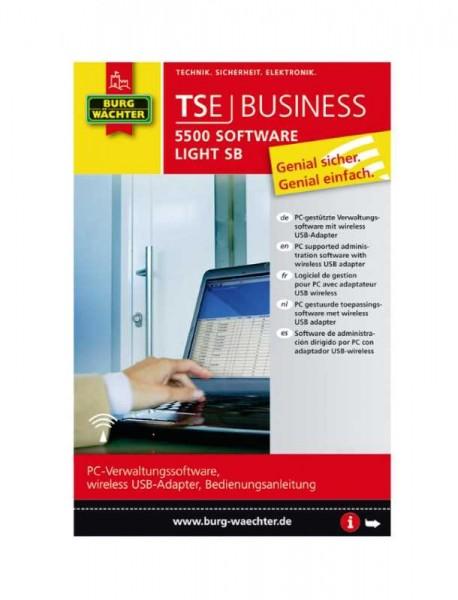 Software BURG-WÄCHTER TSE 5500 Light