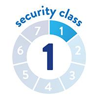 endlich-sicher security class 1 von 7