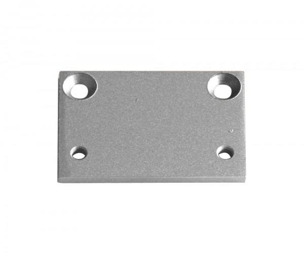 Montageplatte Gestänge für GEZE TS 2000 / TS 4000 (bei schmalen Zargen)