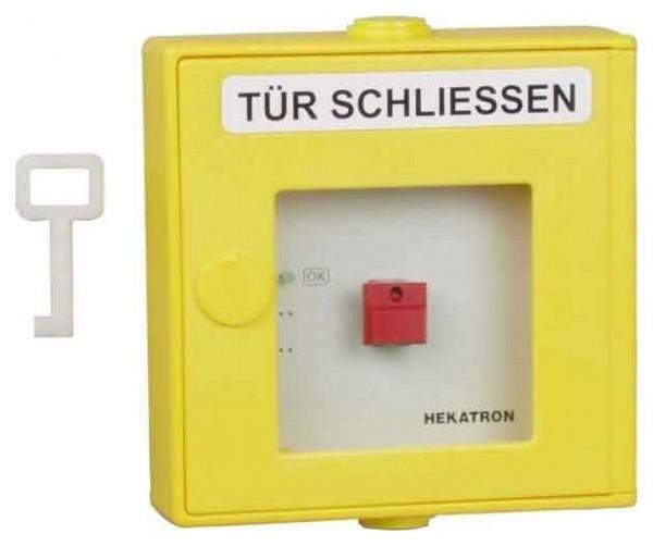 Druckknopftaster Hekatron DKT 01