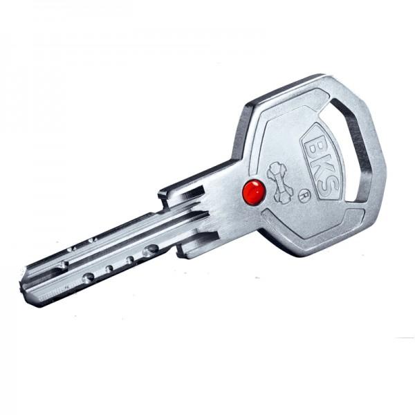Schlüssel laut Muster zu BKS Janus 46