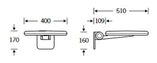 Duschklappsitz-drehbar-Zeichnung