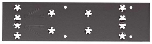 DIN-Platte für ABUS 8103 für Feuerschutztüren