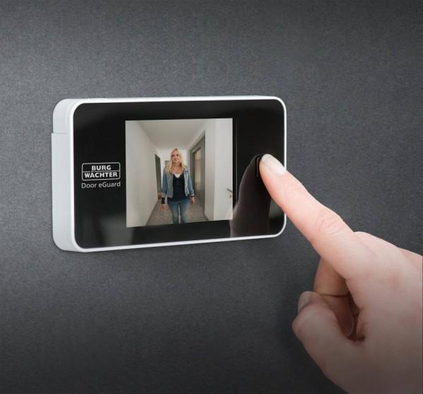 Burg-Wächter Digitaler Türspion Door eGuard DG 8100