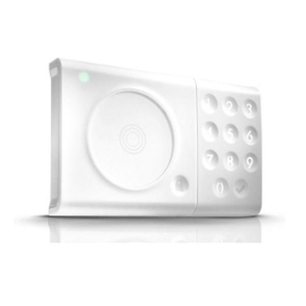 Somfy Chipleser mit Codetastatur für Smartes Türschloss