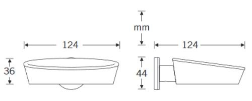 Seifenhalter-Zeichnung