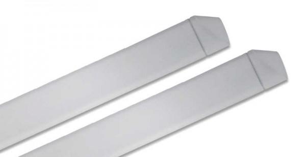 Trezo V11-170W Pfosten für BURG eBoxx und Briefkasten