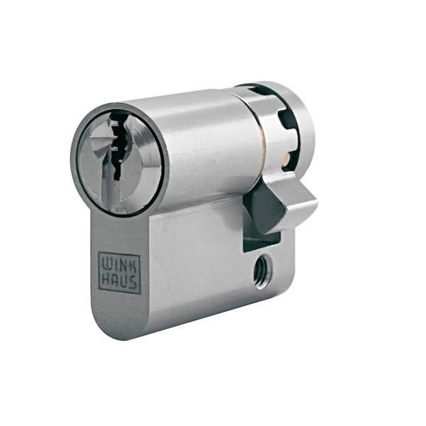 Halbzylinder WINKHAUS KeyTec X-tra