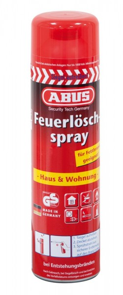 Feuerlöschspray ABUS FLS580 Home
