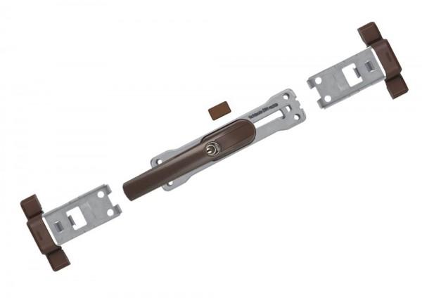 Fenster-Stangenschloss ABUS FOS550A mit Alarm gleichschließend