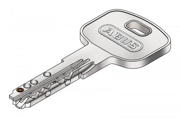 Mehrschlüssel zu Türzusatzschloss ABUS 7010 VdS, 7025 VdS und 7530 (Zylinder KV356)