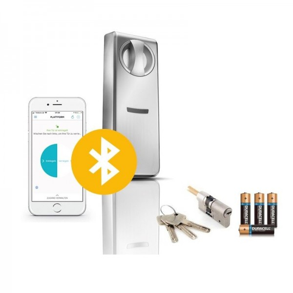 Somfy Smartes Türschloss - elektr. Schließsystem