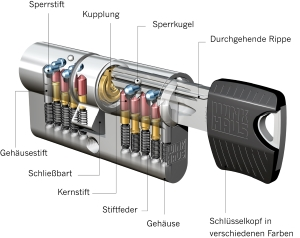 X-tra Doppelzylinder