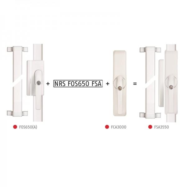 ABUS Nachrüstset NRS FOS650 FSA für FCA3000