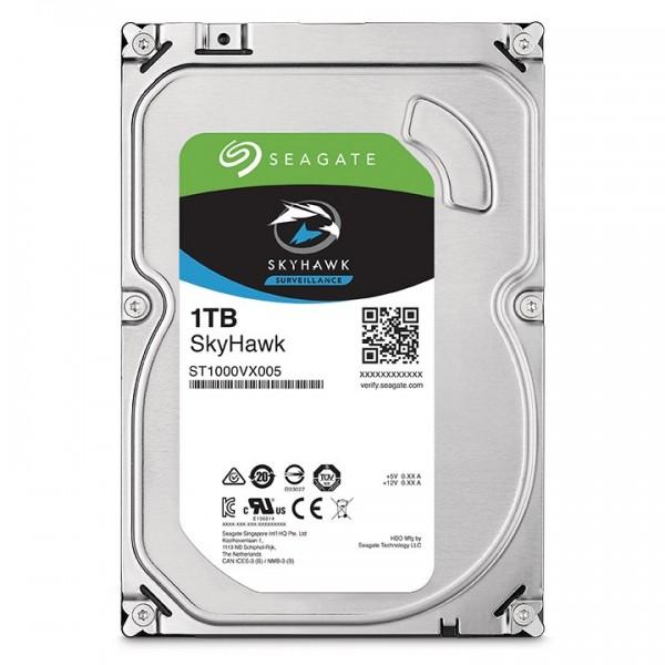 "Seagate Skyhawk  3,5"" SATA HDD Festplatte"