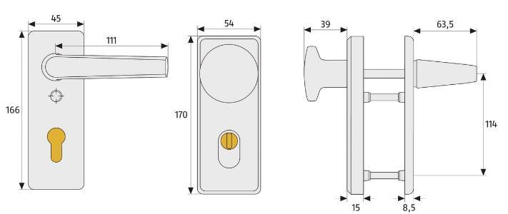ABUS_KKZS_700_technische_Zeichnung