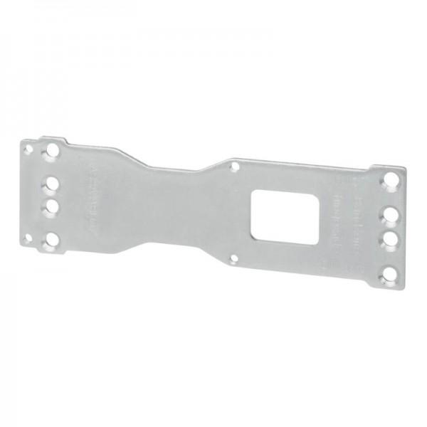 Montageplatte A120 zu ASSA ABLOY Türschließern