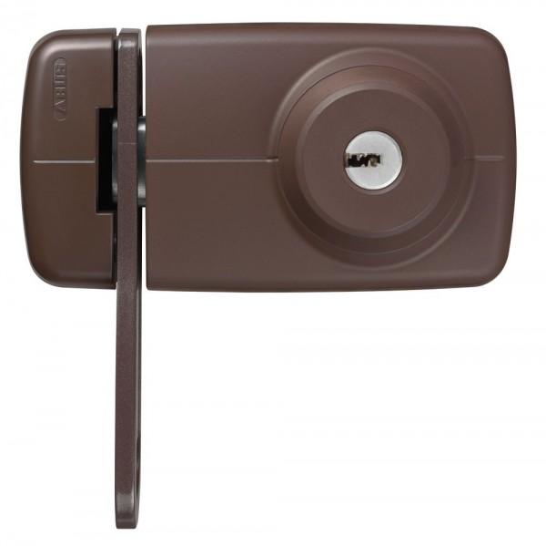 Tür-Zusatzschloss ABUS 7035 (Metall) mit Sperrbügel