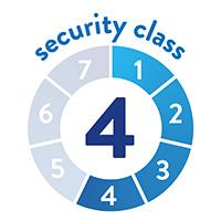 endlich-sicher security class 4 von 7