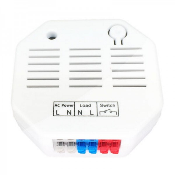 Lupus Electronics Unterputzrelais mit Stromzähler V2