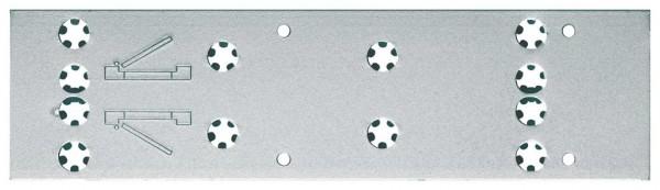DIN-Platte für ABUS 9603 für Feuerschutztüren