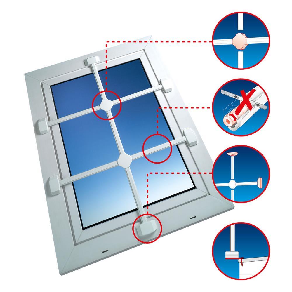 WinProtect Fenstergitter